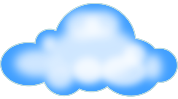 Google images clouds clipart jpg black and white stock Clouds Clipart & Clouds Clip Art Images - ClipartALL.com jpg black and white stock