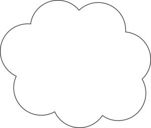 Google images clouds clipart clip black and white library White Cloud Clipart No Background | Clipart Panda - Free Clipart ... clip black and white library