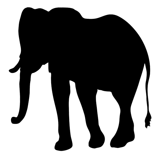 Google images elephant clipart vector download Elephant Clip Art vector download