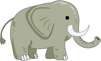 Google images elephant clipart image free library Free Baby Elephant Clip Art Pictures - Clipartix image free library