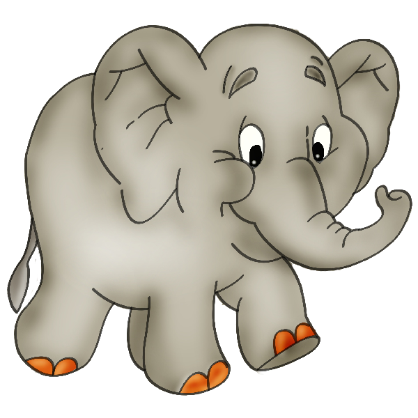 Google images elephant clipart vector transparent stock Baby elephant clipart 6 - Clipartix vector transparent stock