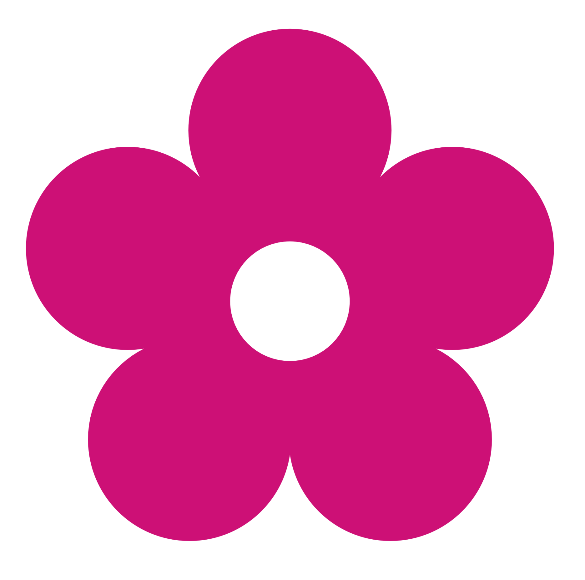Google images flower clipart vector black and white stock Pink Flower Clipart & Pink Flower Clip Art Images - ClipartALL.com vector black and white stock