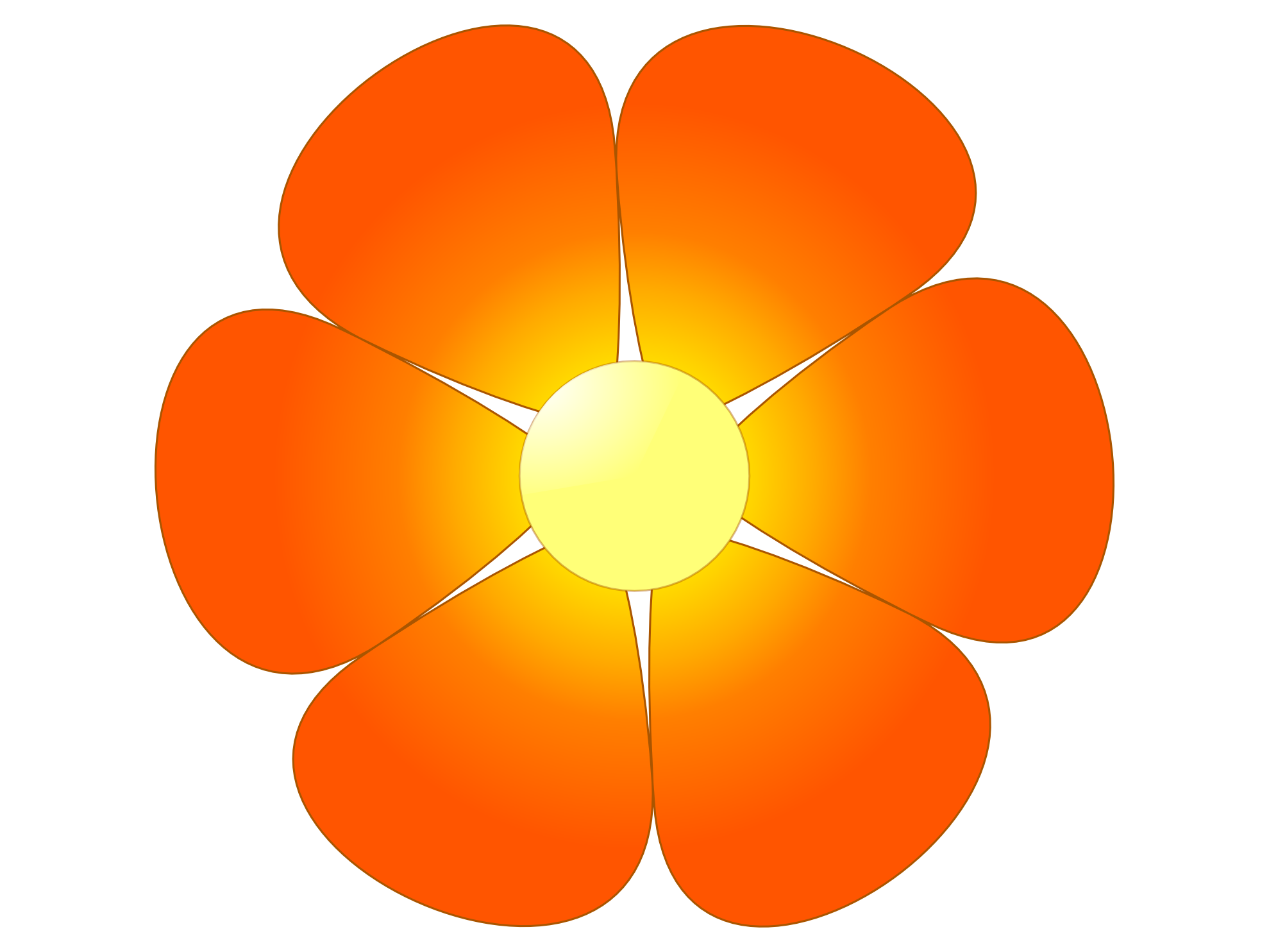 Images of clipart flowers transparent stock Flower photo clip - ClipartFest transparent stock