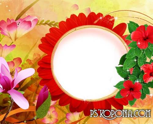 Google images flowers free svg freeuse download Free children's PSD frame - photo in beautiful flowers. Free ... svg freeuse download
