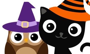 Google images halloween clipart clip art royalty free download Cute Halloween Clipart & Cute Halloween Clip Art Images ... clip art royalty free download