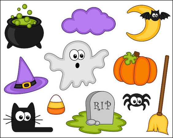 Google images halloween clipart clip freeuse stock Cute Halloween Clipart & Cute Halloween Clip Art Images ... clip freeuse stock