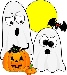 Google images halloween clipart black and white library Halloween Clipart | Clipart Panda - Free Clipart Images black and white library