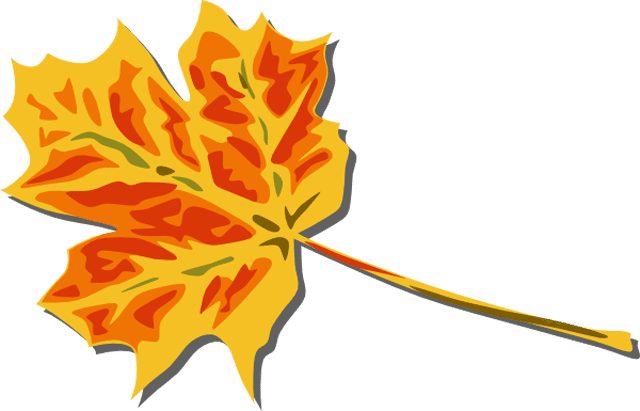 Google images leaves clipart transparent library Free Fall Leaves Clip Art Collections transparent library