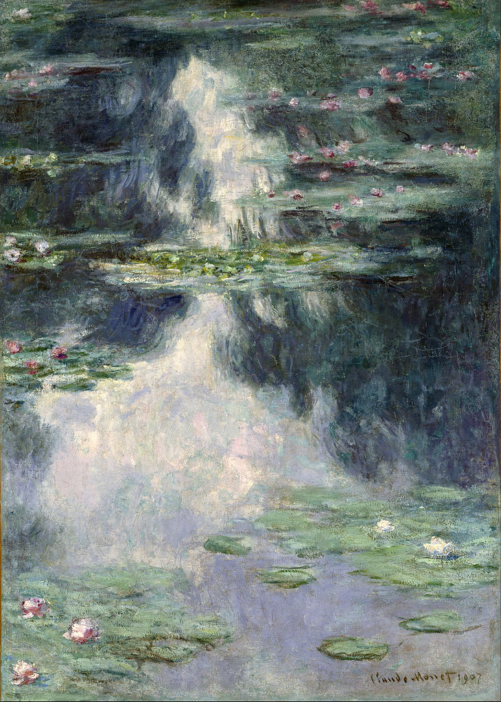 Google images lilies clipart royalty free library File:Claude Monet - Pond with Water Lilies - Google Art Project ... clipart royalty free library