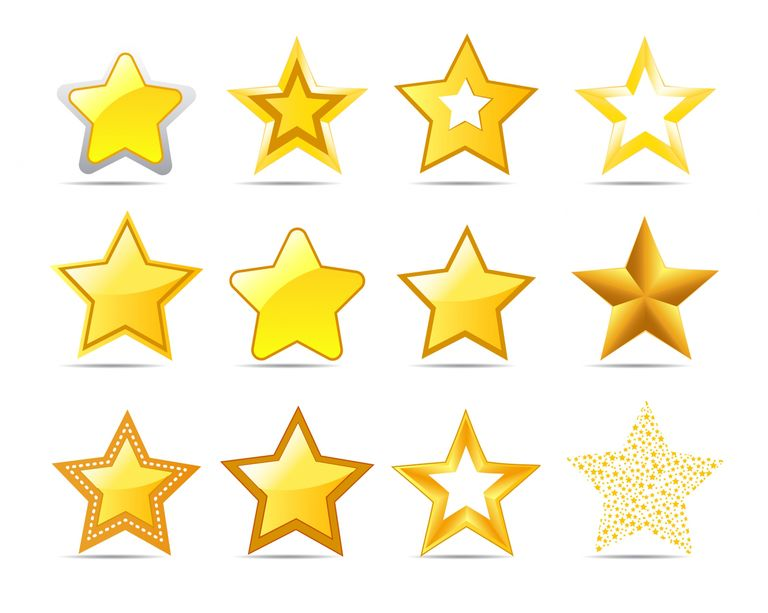Google images star clipart svg library stock 8 Places to Find Free Star Clip Art Images svg library stock