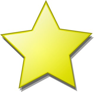 Google images star clipart banner transparent library Free Stars Clipart - Free Clipart Graphics, Images and Photos ... banner transparent library