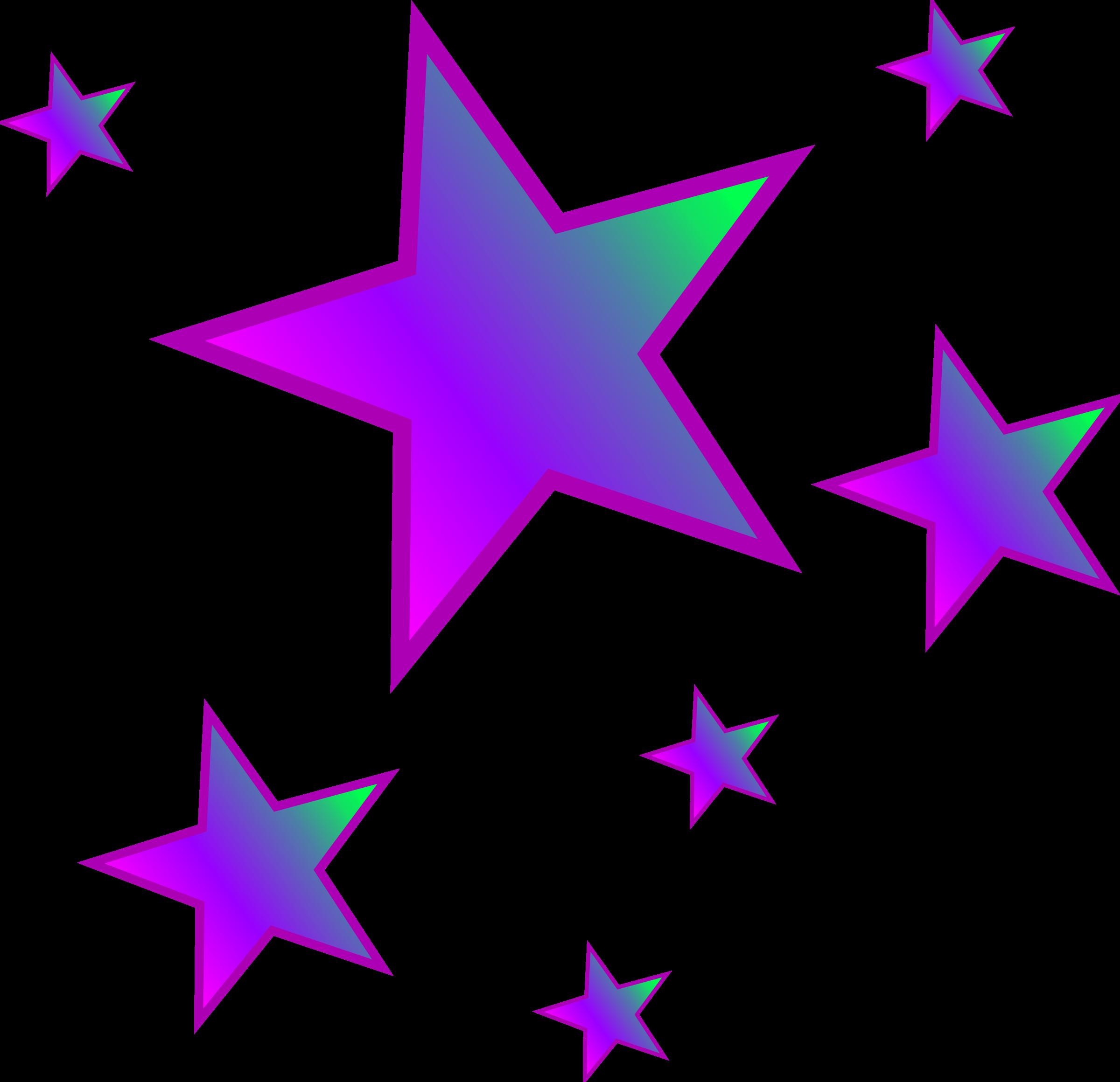 Pink cross clipart transparent transparent stock Stars clipart - ClipartFest transparent stock