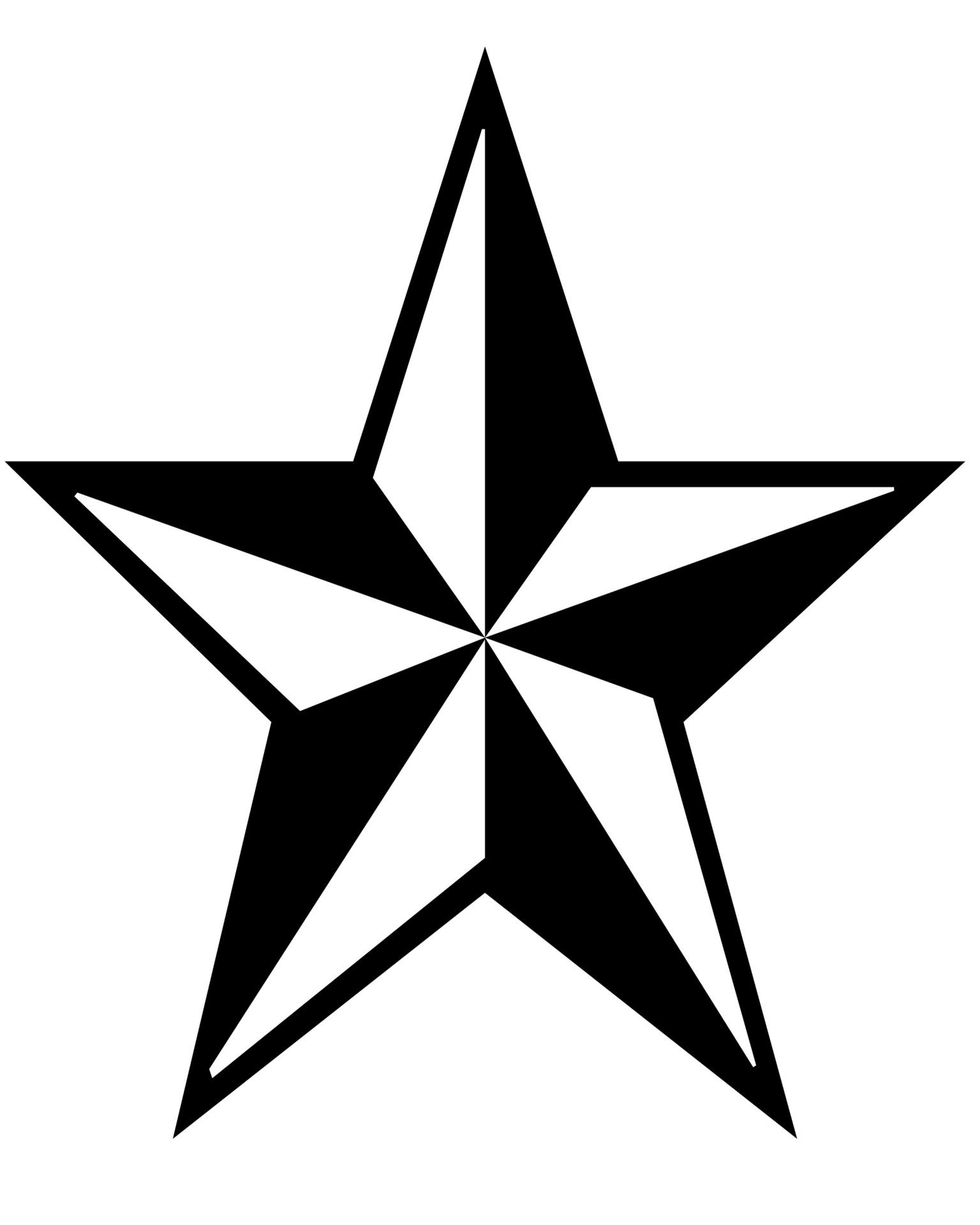 Google images star clipart picture library download Star Clip Art Free Stock Photo - Public Domain Pictures picture library download