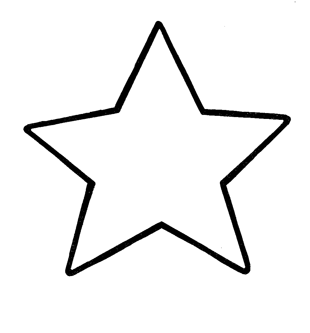 Google images star clipart png black and white stock White Star Clip Art & White Star Clip Art Clip Art Images ... png black and white stock