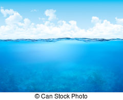 Google images water background clipart clipart freeuse download Ocean Stock Illustrations. 181,224 Ocean clip art images and ... clipart freeuse download