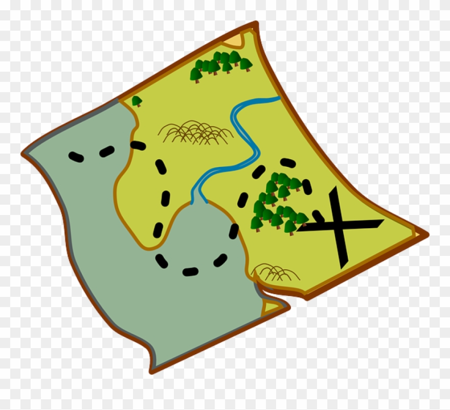 Google map clipart free download Map Clipart Direction - Map Clipart - Png Download (#22169) - PinClipart free download