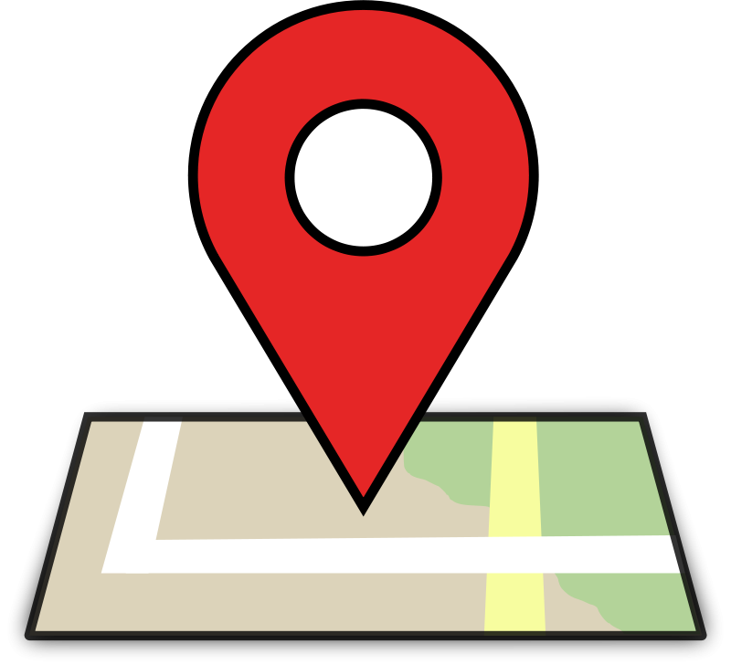 Google map clipart svg library download Free Clipart: Map Location | snodnipper svg library download