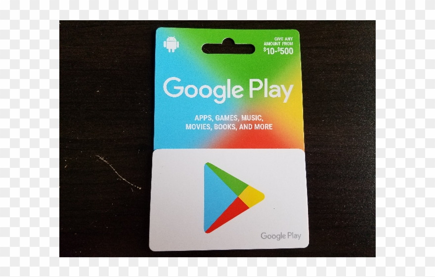 Google play gift card clipart vector library Discount Google Play Cards - Google Play Gift Card $500 Clipart ... vector library
