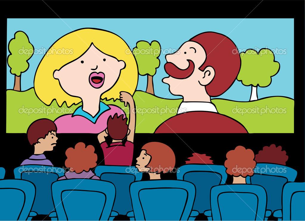 Free Movie Cinema Cliparts, Download Free Clip Art, Free Clip Art on ... clip black and white