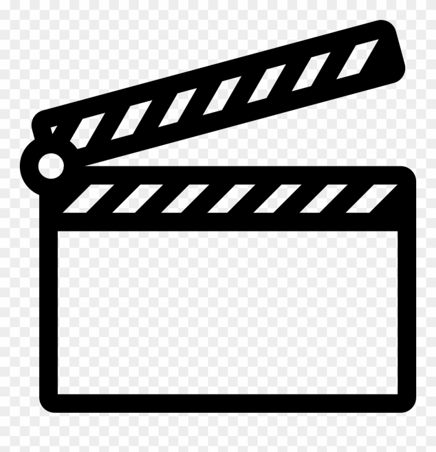 Movie, Play Icon - Movies Png Clipart (#1462698) - PinClipart jpg freeuse library