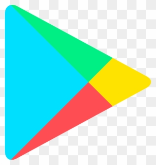 Google play store clipart logo picture royalty free stock Play Store Clipart Google Play - Google Play Arrow - Png Download ... picture royalty free stock