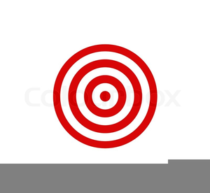 Googlefreetarget clipart vector download Red And White Target Clipart | Free Images at Clker.com - vector ... vector download