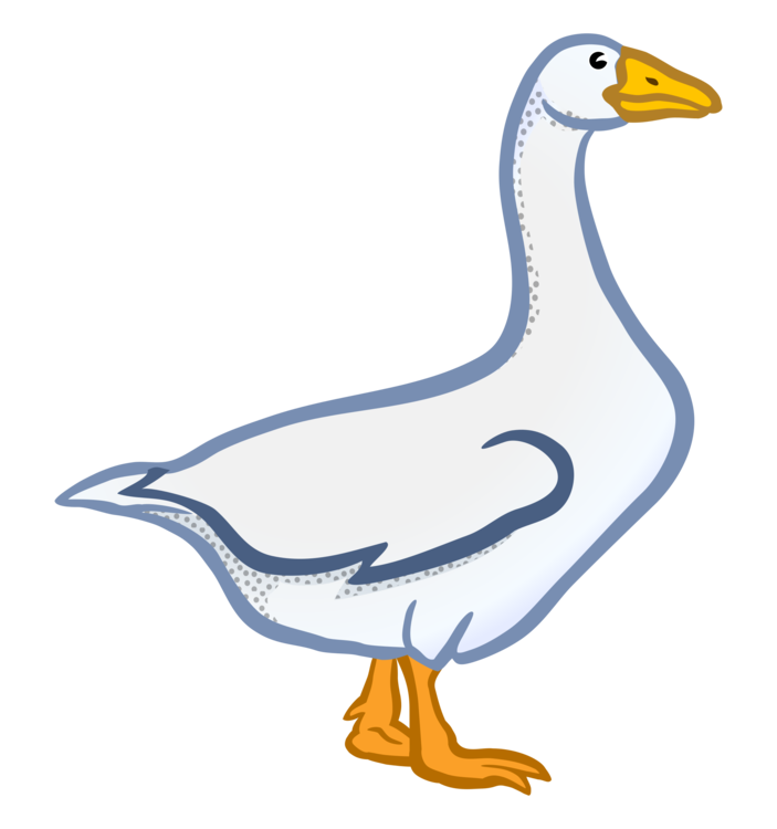 Goose images clipart png royalty free Livestock,Goose,Duck Vector Clipart - Free to modify, share, and use ... png royalty free