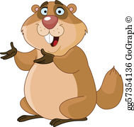 Gopher images clipart graphic library download Gophers Clip Art - Royalty Free - GoGraph graphic library download