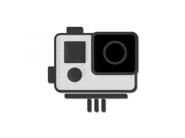 Gopro clipart logo banner royalty free library Gopro Cameras Clipart & Free Clip Art Images #33359 - Clipartimage.com banner royalty free library
