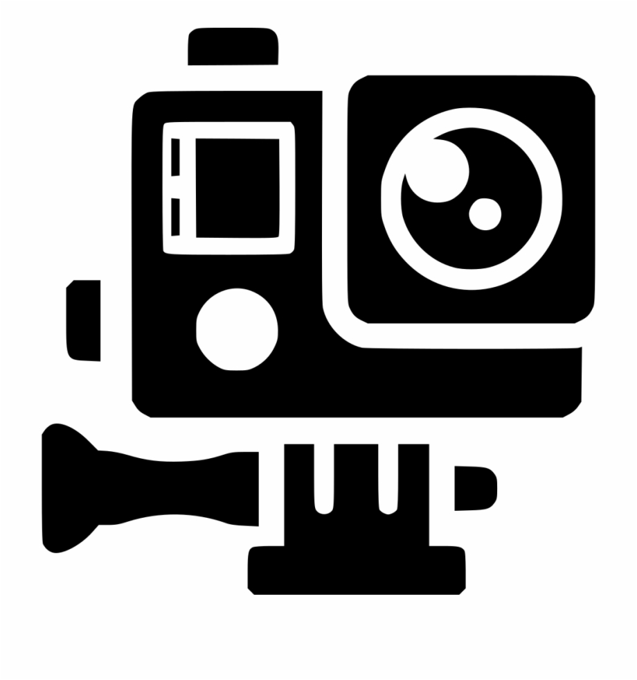 Gopro clipart logo image freeuse library Gopro Camera Video Extreme Comments - Go Pro Icon Png, Transparent ... image freeuse library