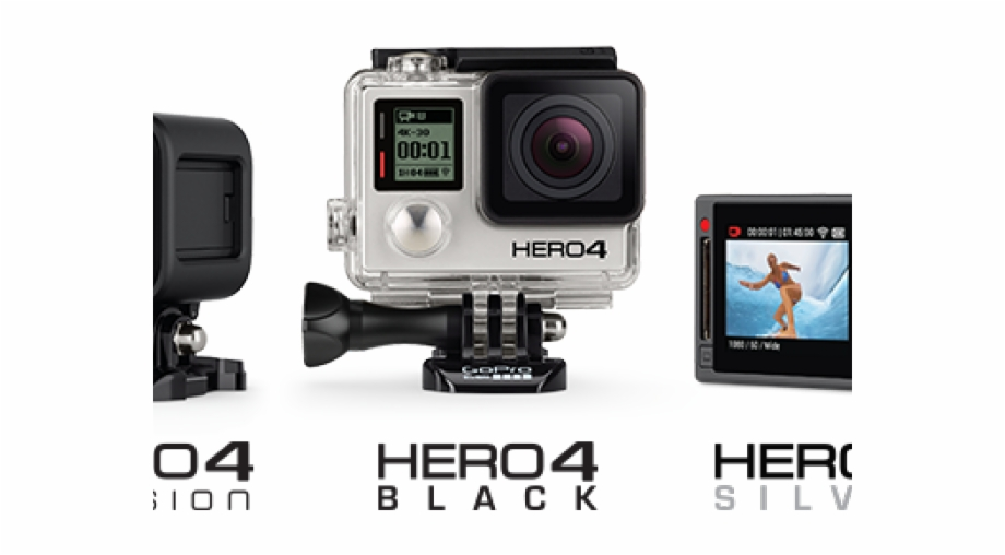 Gopro hero 3 clipart jpg Gopro Hero 4 With Screen Free PNG Images & Clipart Download #696061 ... jpg
