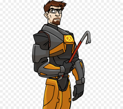 Gordon freeman clipart svg black and white library Free PNG Images & Free Vectors Graphics PSD Files - DLPNG.com svg black and white library