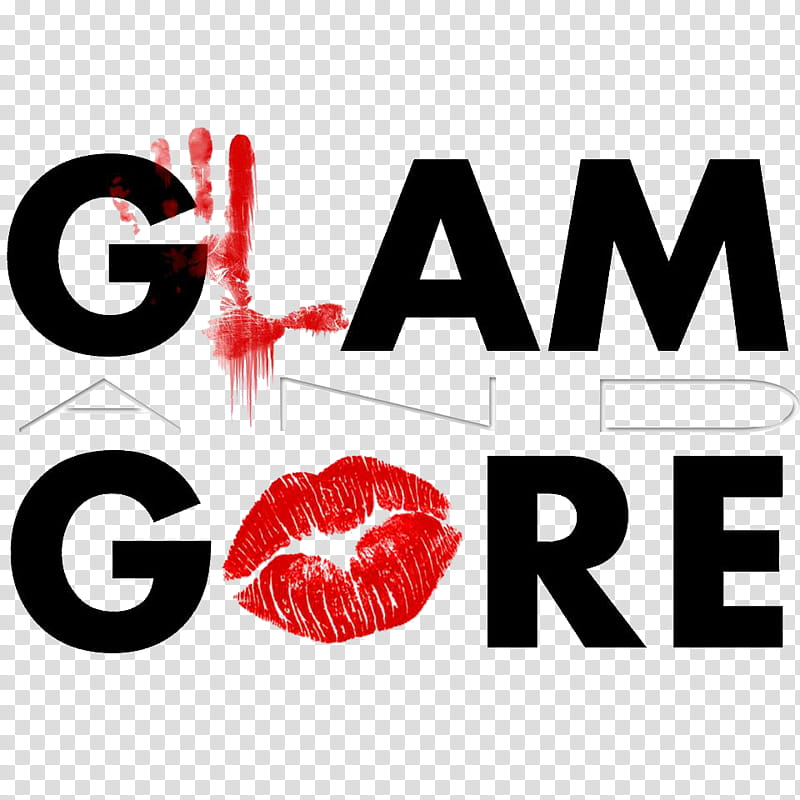 Gore logo clipart clip transparent library Glam And Gore Mykie, black and white Glam Gore transparent ... clip transparent library