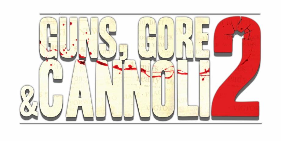 Gore logo clipart clip art transparent stock Logo - Guns Gore & Cannoli 2 Logo Png Free PNG Images & Clipart ... clip art transparent stock