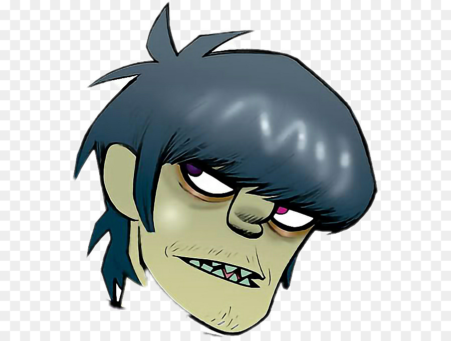Gorillaz murdoc clipart banner transparent library Mouth Cartoon clipart - Art, Face, Nose, transparent clip art banner transparent library