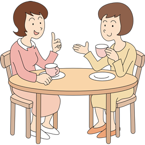 Gossiping clipart graphic freeuse Gossiping Women clipart, cliparts of Gossiping Women free download ... graphic freeuse