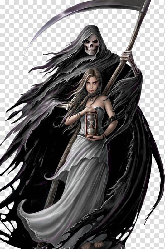 Death Fairy Goth subculture Gothic art Vampire, Fairy transparent ... graphic transparent stock
