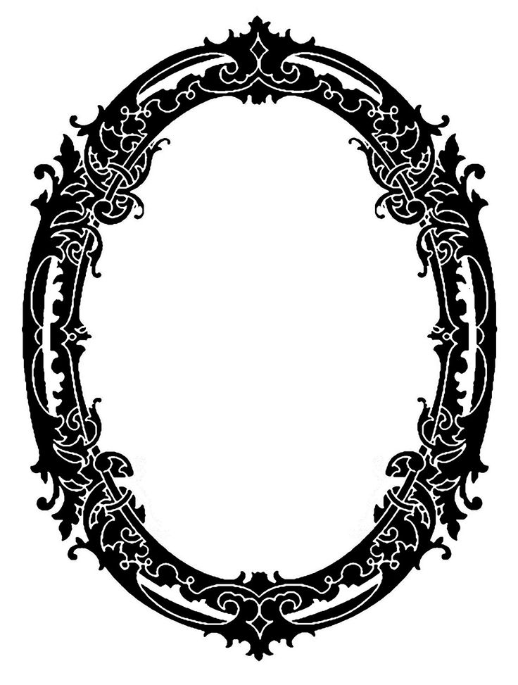 Gothic frames clipart banner free download Free Oval Frame Cliparts, Download Free Clip Art, Free Clip Art on ... banner free download
