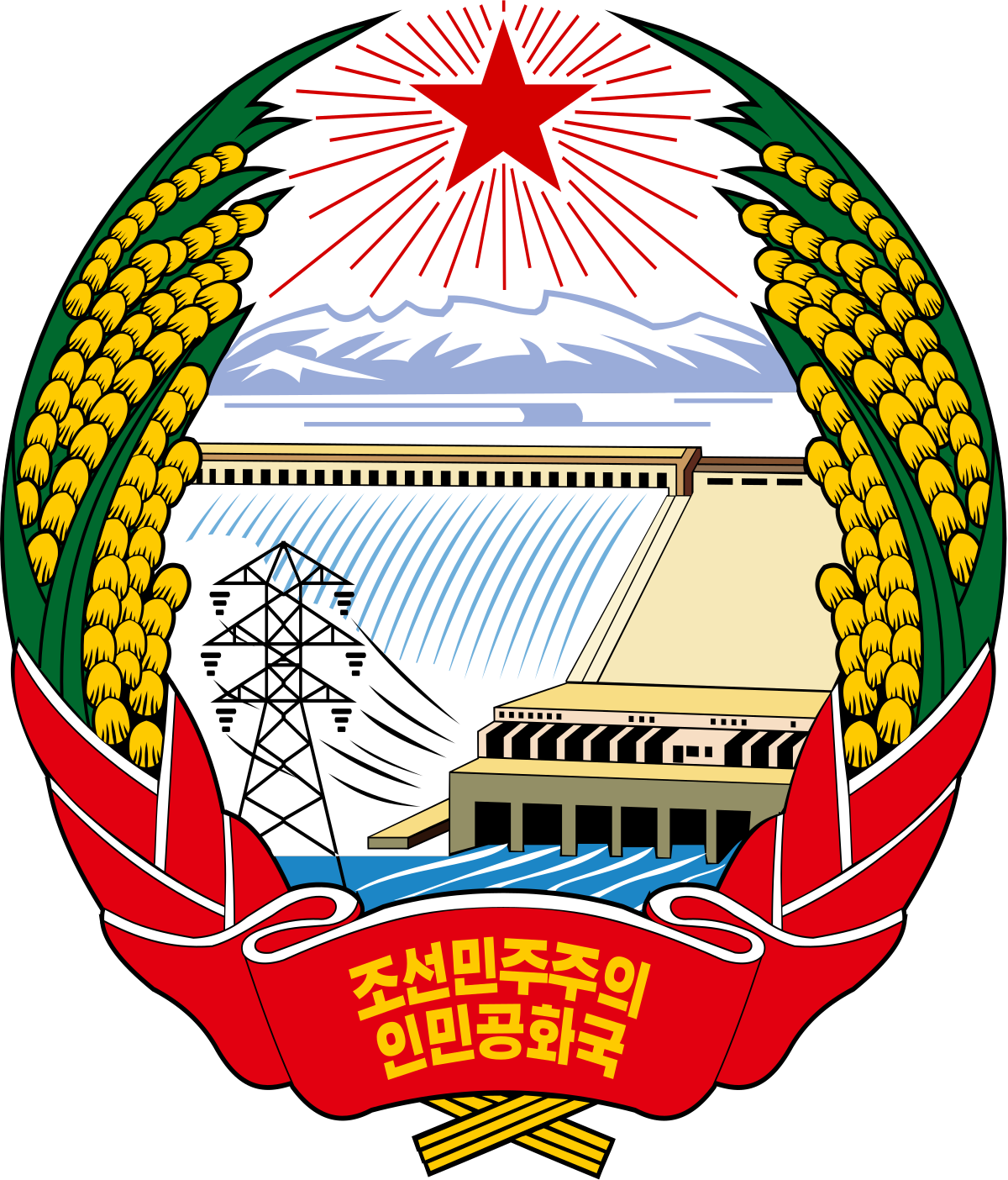 Government giving money to illegals clipart picture transparent library Human rights in North Korea - Wikipedia picture transparent library
