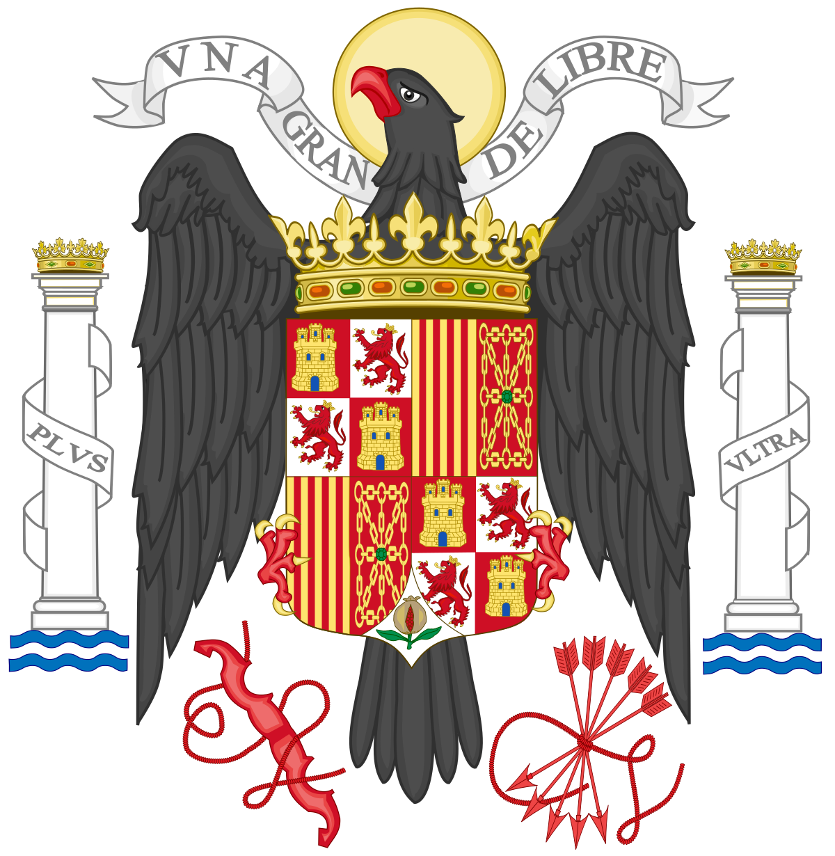 Government giving money to illegals clipart svg black and white Spain during World War II - Wikipedia svg black and white