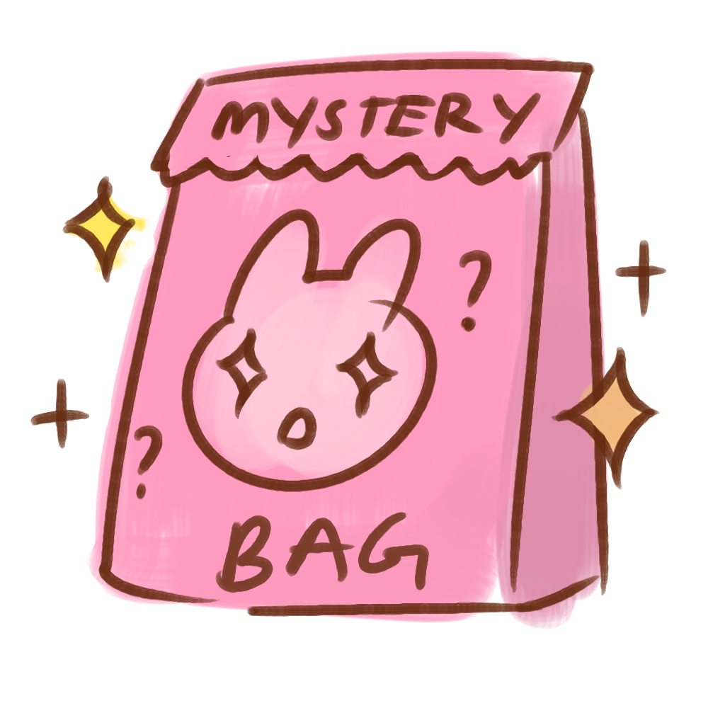 Grab bag clipart freeuse Mystery Mixed DELUXE Grab Bags freeuse