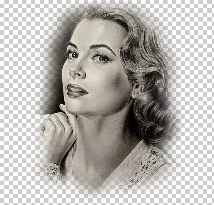 Grace kelly clipart svg free Grace Kelly Portrait Drawing Pencil Sketch PNG, Clipart, Actor, Art ... svg free