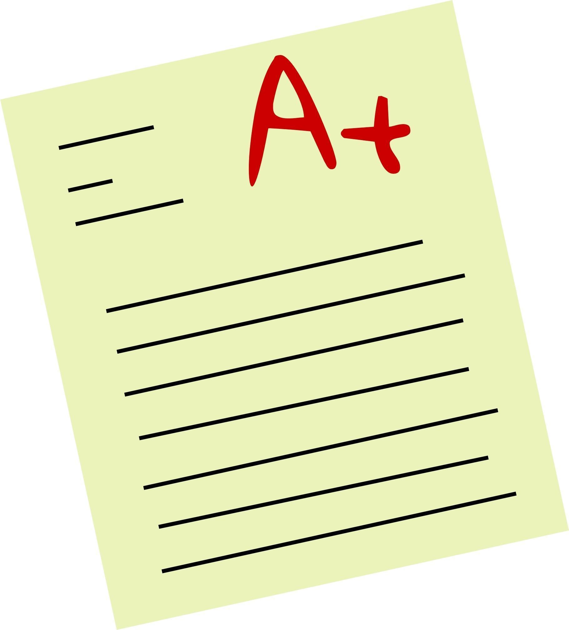 Grades clipart png freeuse stock Good grades clipart 4 » Clipart Portal png freeuse stock