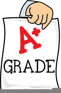 Grades clipart graphic black and white Test Grades Clipart | Free Images at Clker.com - vector clip art ... graphic black and white