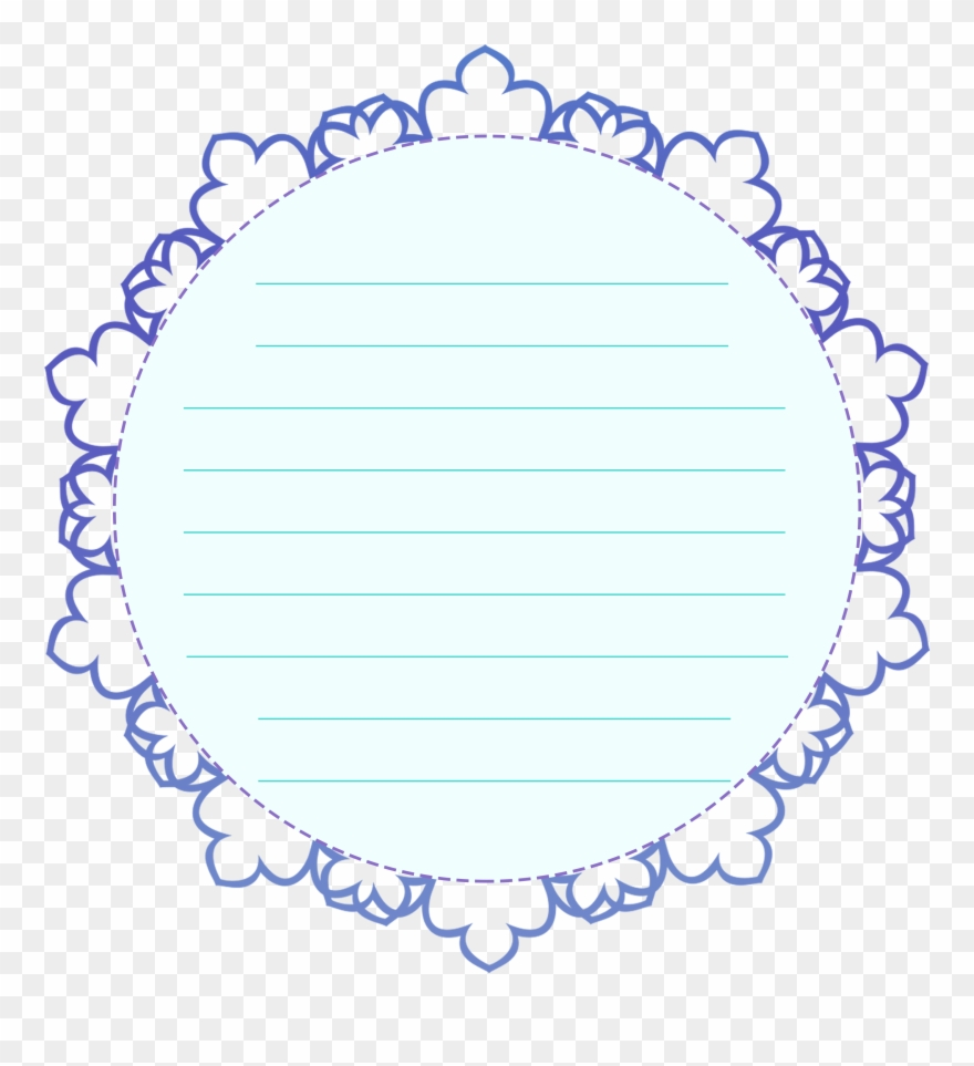 Gradient line clipart jpg library library Lace Gradient Lines Text Box Png And Psd - Circle Clipart (#4923991 ... jpg library library