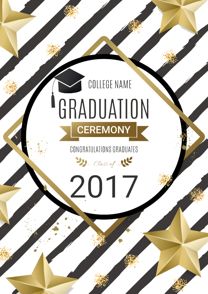 Graduating class of 2017 free clipart black background image transparent download Class of 2017 background clipart images gallery for free download ... image transparent download