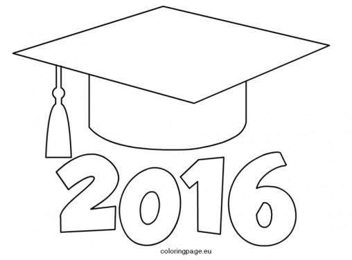 Graduation 2016 clipart image black and white stock Free Graduation Cap 2016 Cliparts, Download Free Clip Art, Free Clip ... image black and white stock