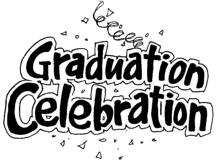 Graduation 2018 party clipart vector stock Black and gold graduation invitations Inspirational graduation ... vector stock