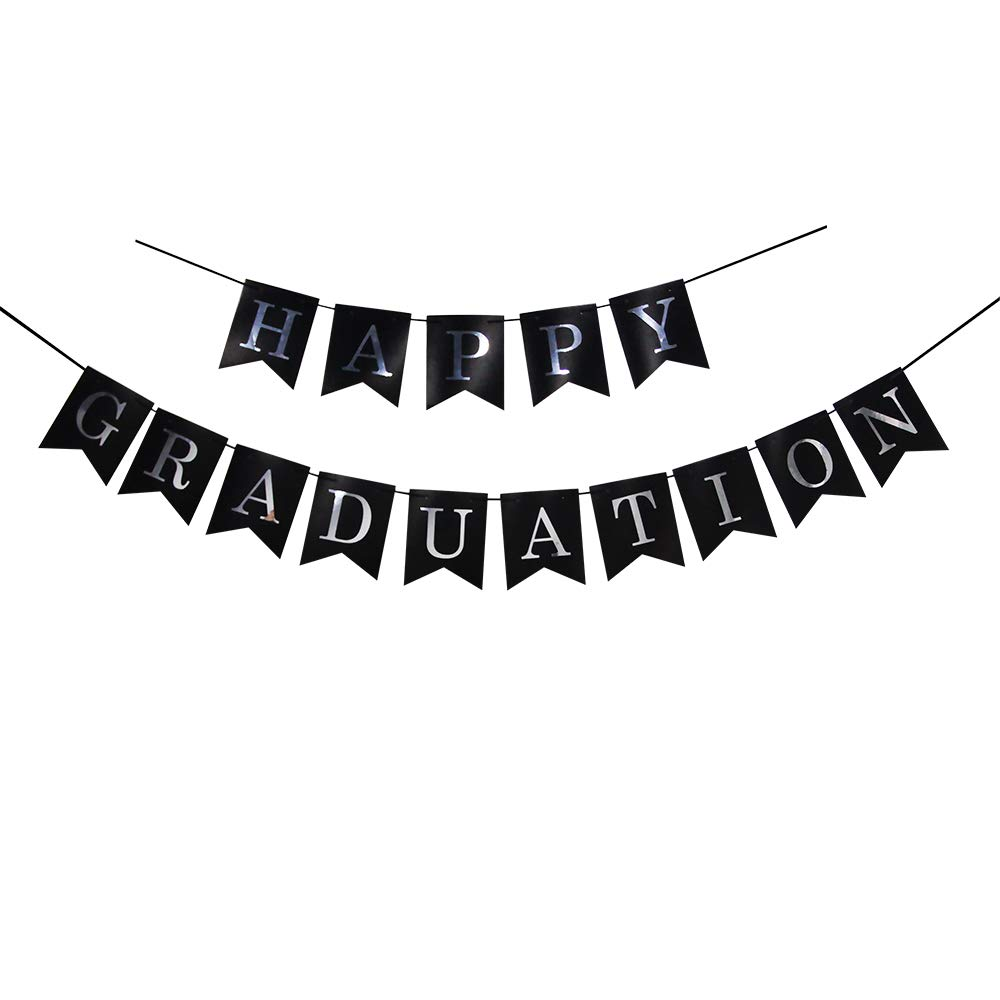 Details about Happy Graduation Banner - - 2019 Party Supplies - Congrats  Grad - Apply to... clip art royalty free stock