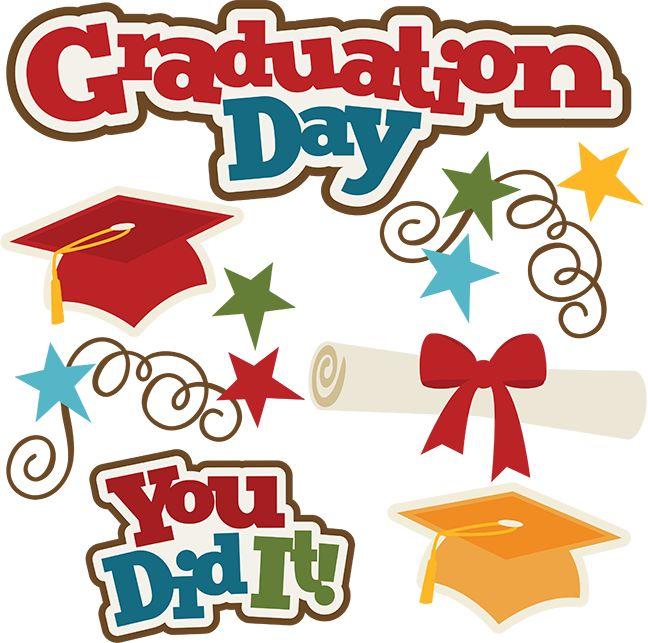 Graduation celebration clipart banner black and white download Graduation Graphics Clipart | Free download best Graduation Graphics ... banner black and white download